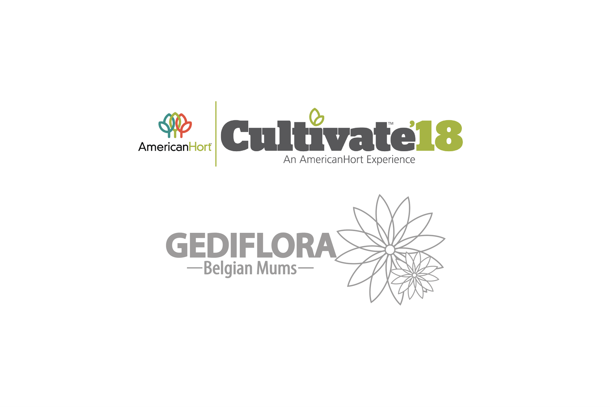 Visit us at Cultivate '18